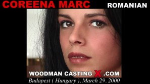 Watch Coreena Marc first XXX video. Pierre Woodman undress Coreena Marc, a Romanian girl.