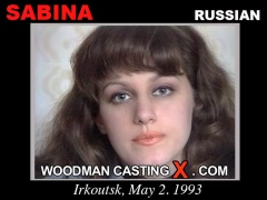 Check out this video of Sabina having an audition. Erotic meeting between Pierre Woodman and Sabina, a Russian girl.