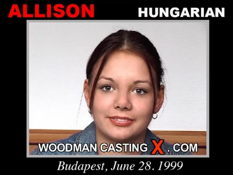 Allison Woodman Casting X