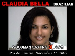 See the audition of Claudia Bella