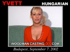 See the audition of Yvett