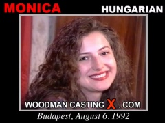 Watch our casting video of Monica. Erotic meeting between Pierre Woodman and Monica, a Hungarian girl.
