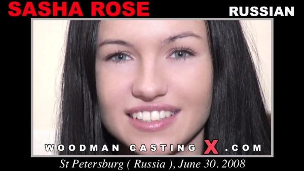 Sasha Rose Woodman Casting X
