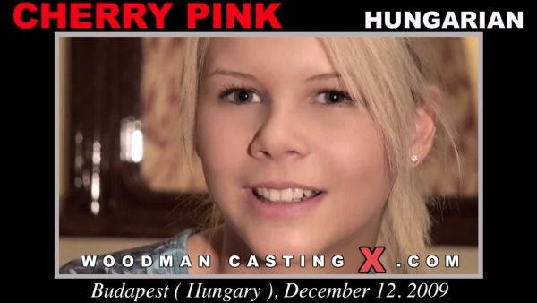 Cherry Pink Woodman Casting X