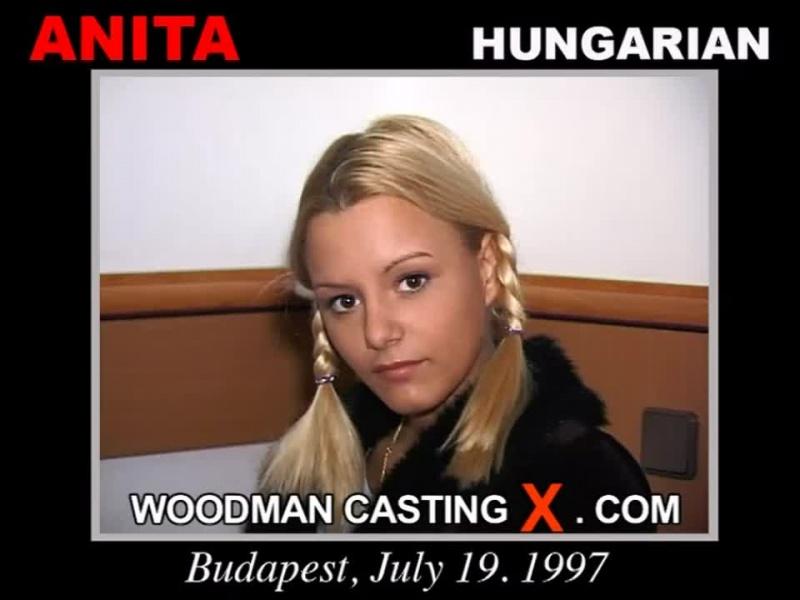 Anita Woodman Casting X