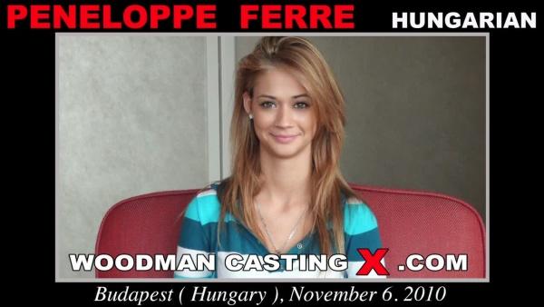 Peneloppe Ferre Woodman Casting X