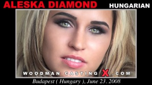 See the audition of Aleska Diamond