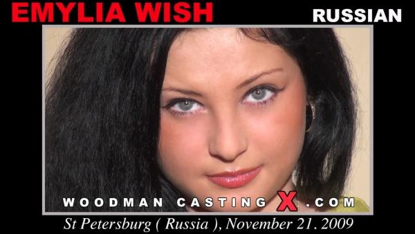 Emylia Wish Woodman Casting X