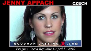 Watch our casting video of Jenny Appach. Pierre Woodman fuck Jenny Appach, Czech girl, in this video.