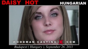 See the audition of Daisy Hot