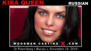Watch our casting video of Kira Queen. Erotic meeting between Pierre Woodman and Kira Queen, a Russian girl.