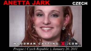 Watch our casting video of Anetta Jark. Erotic meeting beween Pierre Woodman and Anetta Jark, a Czech girl.