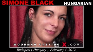 Watch Simone Black first XXX video. Pierre Woodman undress Simone Black, a Hungarian girl.