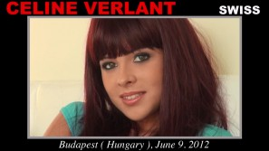Check out this video of Celine Verlant having an audition. Erotic meeting beween Pierre Woodman and Celine Verlant, a Swiss girl.