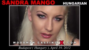 Watch our casting video of Sandra Mong . Erotic meeting beween Pierre Woodman and Sandra Mong , a Hungarian girl.