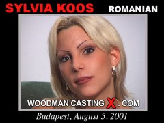 Access Sylvia Koos casting in streaming. Pierre Woodman undress Sylvia Koos, a Romanian girl.