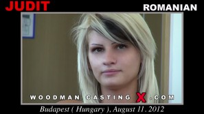 Watch our casting video of Judit. Erotic meeting between Pierre Woodman and Judit, a Romanian girl.