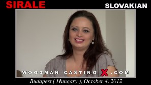 Watch our casting video of Sirale. Pierre Woodman fuck Sirale, Slovak girl, in this video.