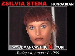 Watch Szilvia Stena first XXX video. Pierre Woodman undress Szilvia Stena, a Hungarian girl.