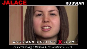 Download Jalace casting video files. A Russian girl, Jalace will have sex with Pierre Woodman.