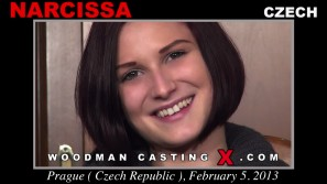 Watch Narcissa first XXX video. Pierre Woodman undress Narcissa, a Czech girl.