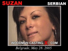 Watch Suzan first XXX video. Pierre Woodman undress Suzan, a Serbian girl.