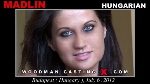 Watch Madlin first XXX video. Pierre Woodman undress Madlin, a Hungarian girl.