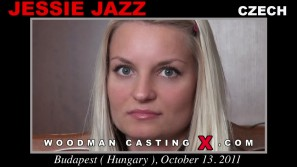 Check out this video of Jessie Jazz having an audition. Erotic meeting between Pierre Woodman and Jessie Jazz, a  girl.
