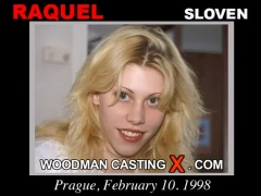 Check out this video of Raquel having an audition. Erotic meeting between Pierre Woodman and Raquel, a Slovenian girl.