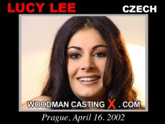 Access Lucy Lee casting in streaming. Pierre Woodman undress Lucy Lee, a Czech girl. 