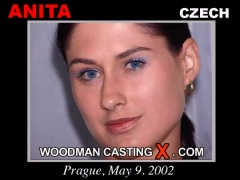 Look at Anita getting her porn audition. Erotic meeting between Pierre Woodman and Anita, a Czech girl. 