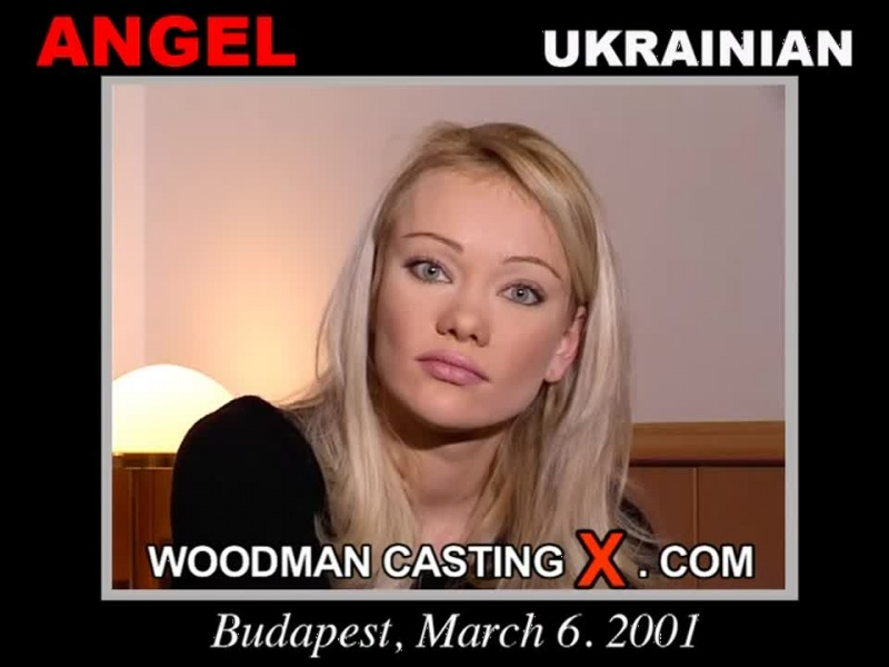 Angel Woodman Casting X