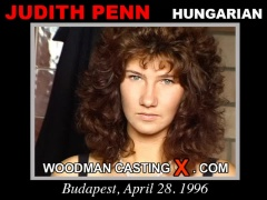 Look at Judith Penn getting her porn audition. Erotic meeting between Pierre Woodman and Judith Penn, a Hungarian girl.