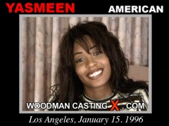 Check out this video of Yasmeen having an audition. Erotic meeting between Pierre Woodman and Yasmeen, a American girl.