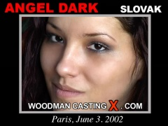 casting hard of ANGEL DARK video